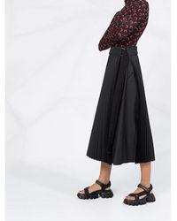 WOOD WOOD Skirt Negro