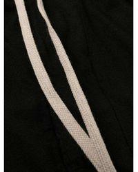 Rick Owens Pantaloni Negro