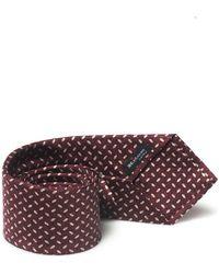 Kiton Tie - Bruin
