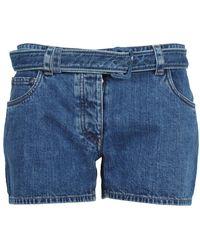 Prada Shorts Gfp4161tp0 - Blauw