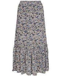 co'couture Levi Gipsy Nederdele 94195 - Bleu