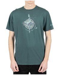 Stone Island T-shirt - Blauw
