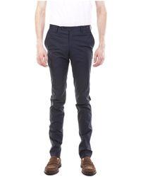 PT01 Trousers - Blauw