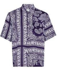 Brooksfield - Hawaiian Shirt - Lyst