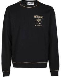 Moschino Sweater - Zwart