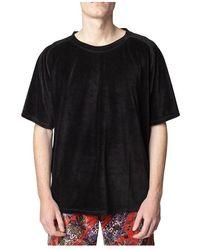 Needles T-shirt - Zwart