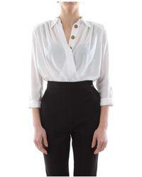 Elisabetta Franchi - Cb10501e2 Shirt - Lyst