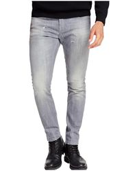 Guess Skinny Jeans - Grijs