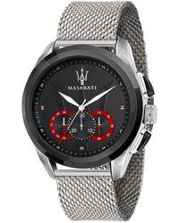 Helmut Lang Watch UR - R8873612005 - Grigio
