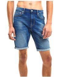 Calvin Klein Bermuda shorts - Blu