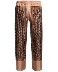 Versace Pyjama bottoms - Marrone