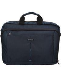 Samsonite Cm5*004 Briefcase - Blauw