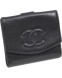 Chanel Vintage - Portafogli E3vwape171407 - Lyst
