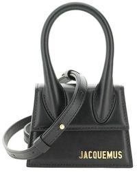 Jacquemus Le Chiquito Bag - Zwart