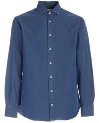 Mc2 Saint Barth - Shirt - Lyst