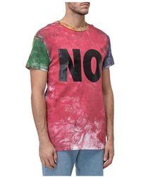 Tigran Avetisyan Printed T-Shirt - Rosso