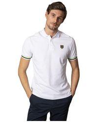 Cavallaro Polo T-shirt - Wit