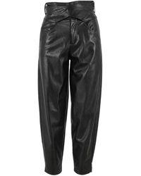 Pinko Pantaloni 1G168U-7105 Negro