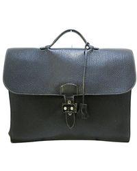 Hermès Aktentas - Zwart