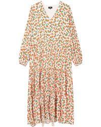 Alix The Label - Fresh Flower maxi dress - Lyst