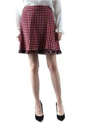 Boutique Moschino Skirt - Rood
