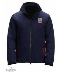 North Sails Liscio Jacket - Blauw
