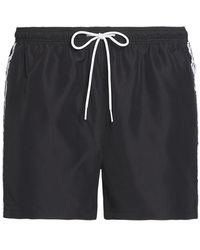 Calvin Klein Swimwear Km0km00451 - Zwart