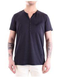 Dondup Short sleeve t-shirt - Blau