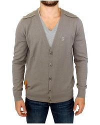 John Galliano Cardigan Sweater - Grijs
