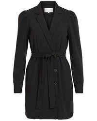 Vila Vimary Blazer Dress - Zwart