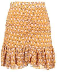Harper & Yve Roxy Skirt - Jaune