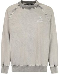 Mauna Kea Relaxed fit sweatshirt - Gris