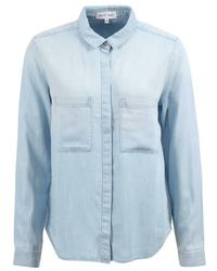 Bella Dahl Shirt - Blauw