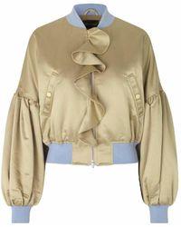 Stine Goya Jacket Briar - Naturel