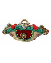 Dolce & Gabbana Hand Purse Borse Bag - Naturel