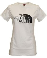 The North Face Easy TEE - Blanc