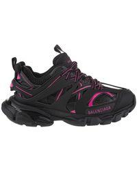 Balenciaga Track Sneakers - Zwart