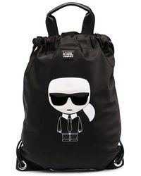 Karl Lagerfeld - Backpack - Lyst