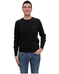 Sun68 Sweatshirt - Zwart