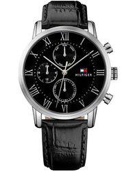 Tommy Hilfiger Watch - Zwart