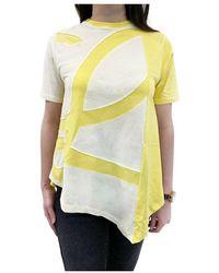 Loewe T-shirt - Geel