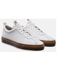 Grenson Sneakers Gris