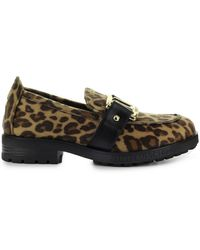 Love Moschino Loafers - Marrón