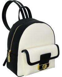 Ermanno Scervino Borsa Zaino Backpack Joey 12401186 Blanco