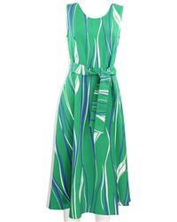 Marella Dress - Groen