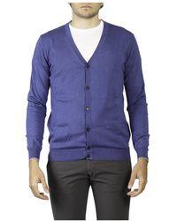Jeordie's Sweater - Blauw