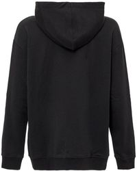 N°21 Sweatshirt with Logo - Noir