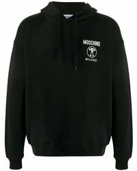 Moschino Hoodie - Zwart