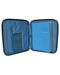 Piquadro Porta Documentos Pb3430Ak Azul