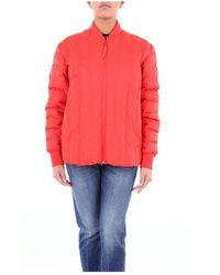 Rains Jacket - Rood